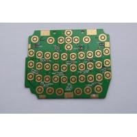 China Custom Flash Gold Prototype PCB Service Copper Clad PCB Board Fabrication wholesale