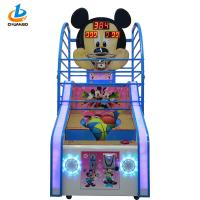 China Electronic Arcade Basketball Game Machine Mickey Mouse Picture LCD Motherboard wholesale