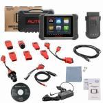 China Wireless AUTEL MaxiSys MS906BT Autel Diagnostic Tool Support OE-level Diagnostics and ECU Coding wholesale