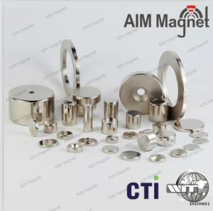 China Hot Sale Customized Strong Neodymium NdFeB Magnet on sale