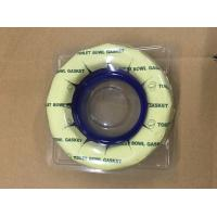 China Anti Bacterial Rubber Toilet Seal Flange , Toilet Floor Flange General Flushing Mode wholesale