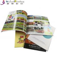 China Offset Printing Full Color Booklet Printing  / Leaflet Magazine Booklet Printing on sale