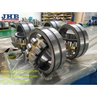 China Rolling bearing steel cage 22252 CC/W33 22252 CCK/W33 260x480x130mm for jaw crusher wholesale