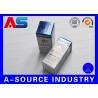 China Custom Made 10 Ml Vial Storage Box With Two Sides Printing UV Matt Finish wholesale