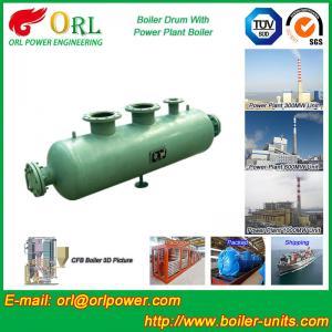 China 500 Ton coal steam boiler mud drum manufacturer wholesale