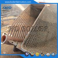 China Steel Single High Efficiency Cyclone Dust Collector , Industrial Cyclone Collector wholesale