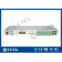 China Remote Monitoring Environment / Security Monitoring System Support RS485 RS232 on sale