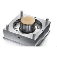 China Plastic Flower Pot Injection Moulding Products , Injection Mold Components on sale