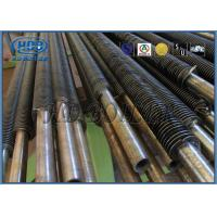 Buy cheap Carbon Steel Compact Structure Fin Tubes for Power Plant Economizer Heat Exchanger from wholesalers