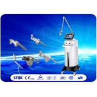 China Skin Surgical CO2 Laser Beauty Salon Equipment For Wrinkles / Tattoo Remove wholesale