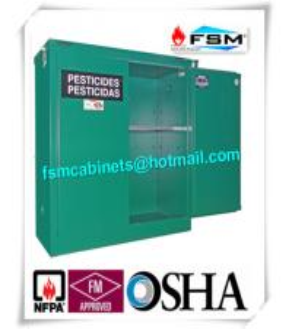 Quality Safety Hazardous Storage Cabinets , Hazmat Storage Locker For Agriculture for sale