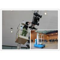 China GTWZ3-1003 Single Mast Lift Self Propelled Electric Work Platform For Supermarket wholesale