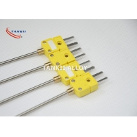China Simplex 1mm Mineral Insulated Mi Thermocouple MgO Insulation wholesale
