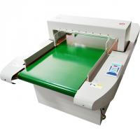 China Sensitive Conveyor Metal Detector / Needle Inspection Machine For Clothes on sale