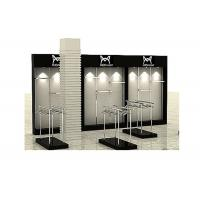 China Hanging Bar Wall Mounted Display Cabinets Middle SizeSteel Material For Sunglass Shop wholesale