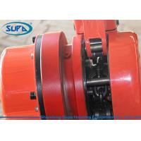 Quality DHP Type Electric Chain Hoist 0.18 M/Min Lifting Speed Orange Appearance for sale