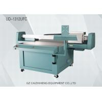 China Wide Format UV Flatbed Solvent Printer For Glass Printing Galaxy UD 1312UFC wholesale