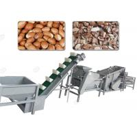 China Argan Nut Shelling Machine Separator Commercial Pecan Crackers And Shellers wholesale