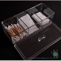 China lucite cosmetic organizer wholesale