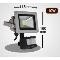 China COB led flood light PIR Sensor 10W wholesale