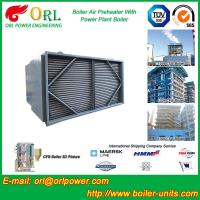 China Steam Coil CFB Boiler APH , Tubular Type Air Preheater Natural Circulation wholesale