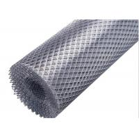 China Durable Stainless Steel Expanded Metal Mesh Bright Surface For Air Filter on sale