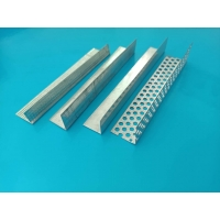 China 1.5mm Standard Size 2x2 L Angle Channel Industrial Profile wholesale