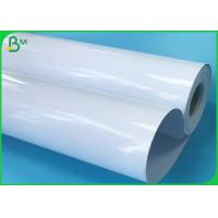 China 24 Inch 36 Inch Width Roll Dye Ink 200gsm High Glossy Inkjet Paper With 100 Feet Length wholesale