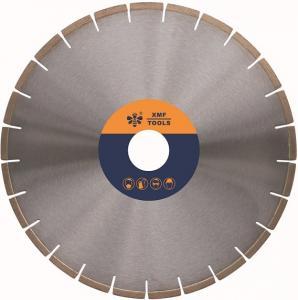 Silver Brazed 18  / 20 Inches  Diamond Circular Saw Blade Granite  50 / 60mm Arbor