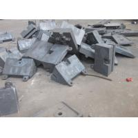 China Chrome-Moly Steel liner plates for Mine mill Cement mill or other specia working condition wholesale