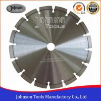 China Customized Size Diamond Concrete Saw Blades For Reinforced Concrete Cutting 105-600mm on sale