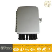 China IP65 Waterproof Fiber Optic Distribution Box Two Area Design Free Sample Available wholesale
