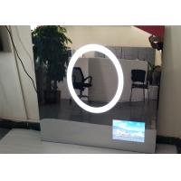 Buy cheap 32 Inch 1080P Dielectric Mirror TV Waterproof Anti - Fog 400cd / M2 Brightness from wholesalers