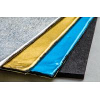 China Blue / Golden / Silver / Black Sound Deadening Spray Foam Sound Insulation For Cars on sale