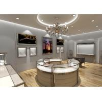 Buy cheap Glass Jewelry Showcase - High End Stainless steel Jewelry Showcase Manufacturers from wholesalers
