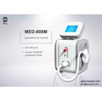 Buy cheap High Efficiency 808nm Body Hair Removal Equipment With CE / ISO13485 Certification product
