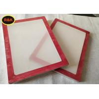 China Silk Screen Printing Frame Aluminum Wooden Screen Printing Frames wholesale