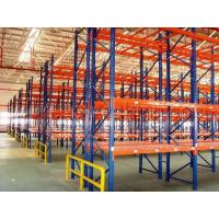 China Smaco Adjustable Hot Sell Heavy Duty Warehouse Storage Metal Shelves  Systems wholesale