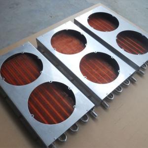 China copper-aluminum radiator wholesale