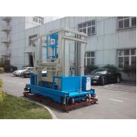 China Reliable Mobile Elevating Work Platform 20 M Aluminum Alloy Hydraulic Boom Lift wholesale
