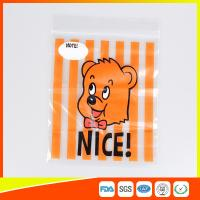 Quality Custom Printed Ziplock Bags Biodegradable Plastic Storage Bags for sale