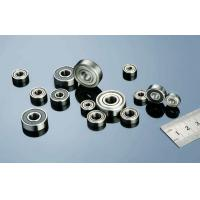 China 9Cr18 High Strength Dental Ball Bearing , SR144 High Speed Miniature Bearing wholesale