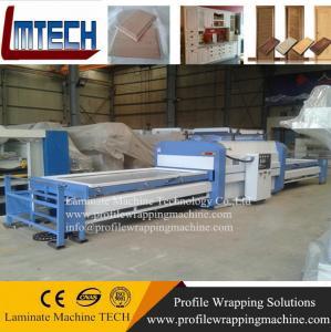 China furniture making veneer vacuum membrane press machine wholesale