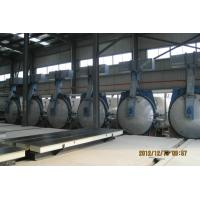 China High Pressure Automatic AAC Autoclave / AAC Block Plant 1.6m For Chemical / Wood wholesale