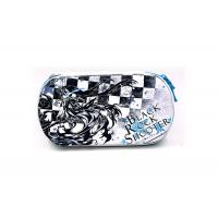 China Sweet Printed Portable Game System Case Cartoon Pattern With Zipper , Eco Friendly wholesale