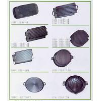 China cast iron grill and griddle wholesale