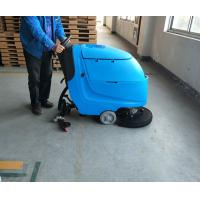 China Single Brush Battery Powered Floor sweeper For Workshop Low Noise wholesale