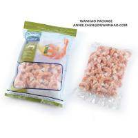 China Custom printed Seafood shrimp Vacuum Packaging bag for Frozen Storage wholesale