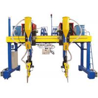 China Automatic H Beam Production Line Gantry Type SAW Welding Machine For Steel Structure wholesale