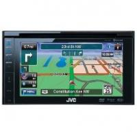 China JVC KW-NT1 Double-DIN Navigation with 6.4-Inch Widescreen Detachable Touch Panel Monitor wholesale